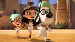 Mr. Peabody and Sherman and Penny
