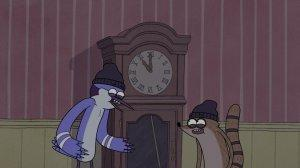 Regular Show Daylight Savings Time