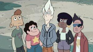 Steven Universe - Lars and the Cool Kids