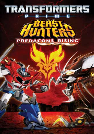 Transformers Prime Beast Hunters Predacon Rising