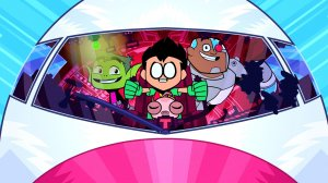 Teen Titans Go Missing