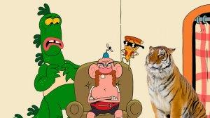 Uncle Grandpa - Bad Morning