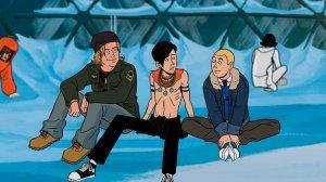 Venture Bros Season 5 Dermott, Dean, and Hank