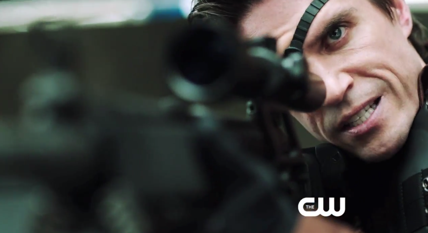 Meanwhile, deadshot, as part of the so-called suicide squad, aims to help Diggle.