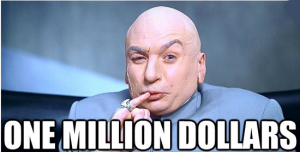 Dr. Evil One Million