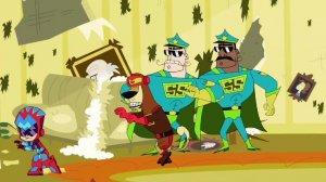 Johnny Test - Johnny Action Federation