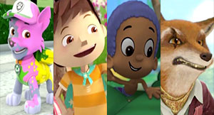 CLIP: Nickelodeon Celebrates Spring with Premiere of