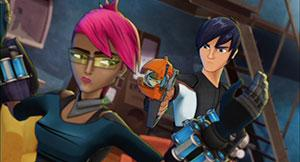 Slugterra: Heroes of the Underground Thumbnail