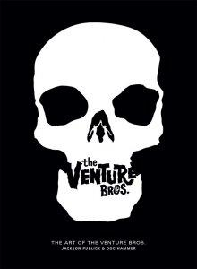 Art of the Venture Bros. Cover