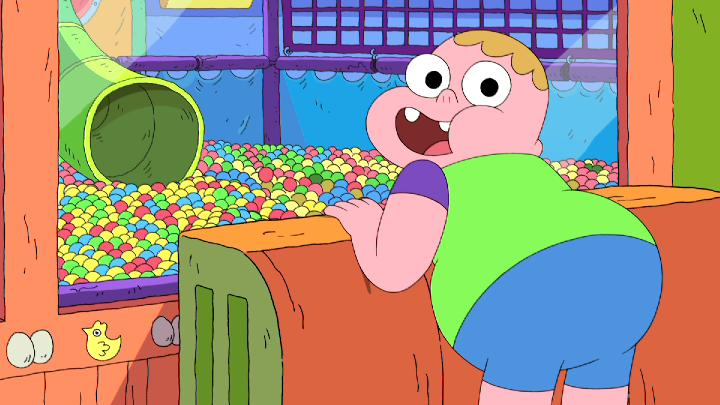 Clarence Fun Dungeon Face Off
