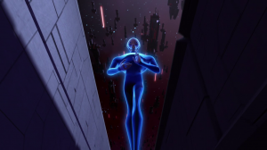 Green Lantern: The Animated Series Blue Lantern Saint Walker