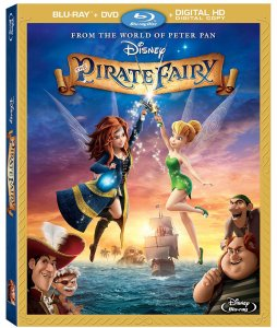 The Pirate Fairy Box Art