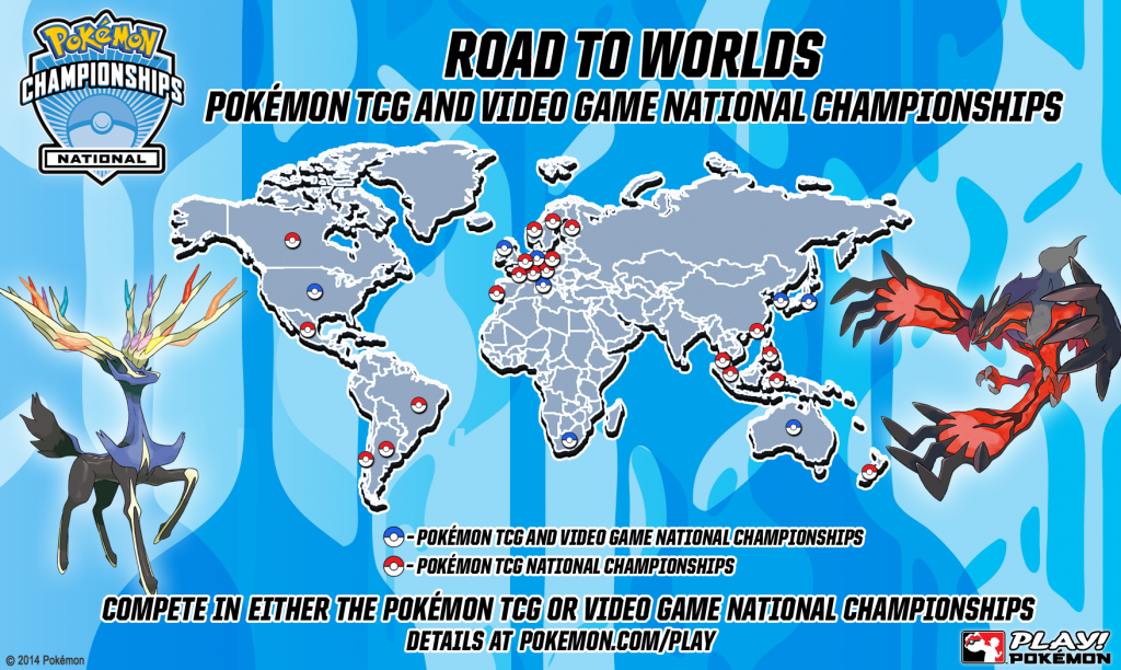 Road to World Championships