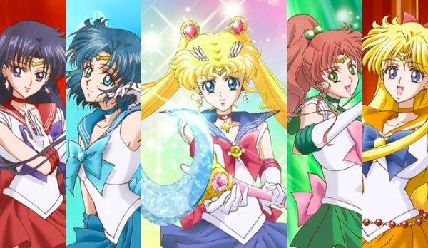 Sailor Moon – Anime Superhero News