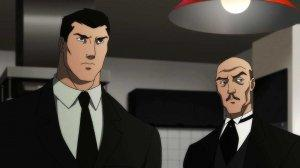 Son of Batman Bruce Wayne and Alfred