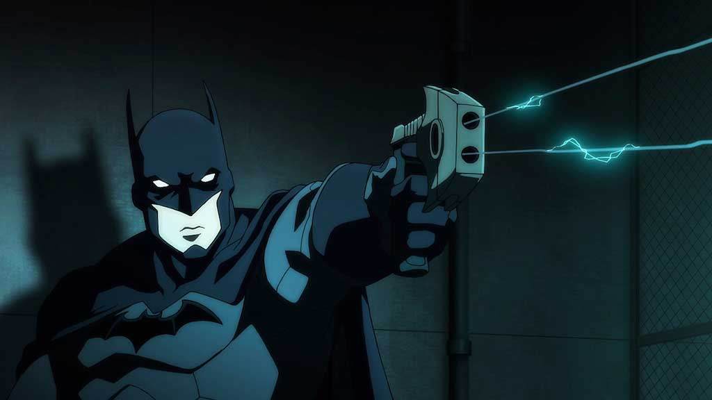 Son of Batman Taser