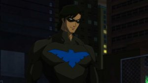Son of Batman Nightwing