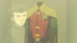 Son of Batman Damian Robin Costume