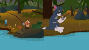 The Tom and Jerry Show Tom's In-Tents Adventure