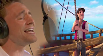 The Pirate Fairy Tom Hiddleston