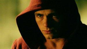 Roy Harper. hepped up on mirakuru, spends the entire episode angry but somehow manages to keep his hoodie perfectly coiffed.
