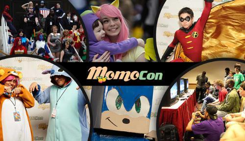MOMOCON CONVENTION AD