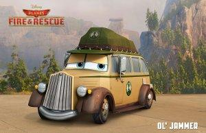 Planes Fire and Rescue Ol Jammer