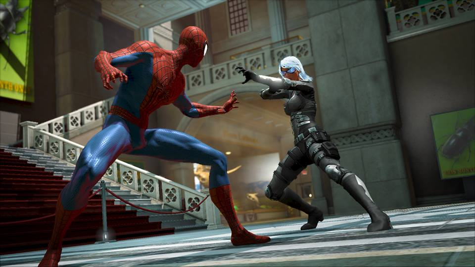 The Amazing Spider-Man 2 Video Game: Spider-Man vs. Black Cat