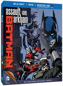 Batman Assault on Arkham Box Art