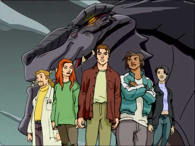 Godzilla the Series Cast