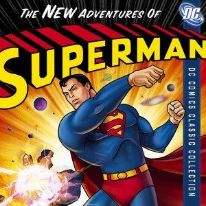Filmation New Adventures of Superman