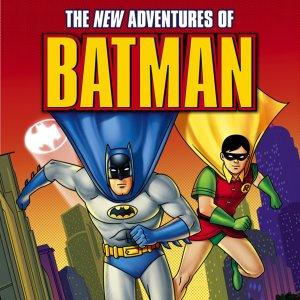 Filmation New Adventures of Batman