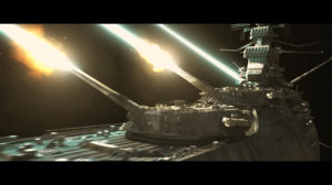 Space Battleship Yamato - Main Turrets Fire!