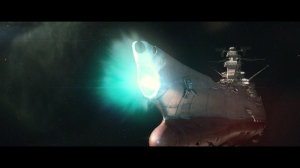 Space Battleship Yamato - Firing the Wave Motion Gun