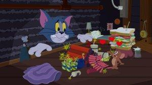 The Tom and Jerry Show - Holed Up
