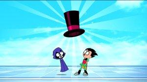 Teen Titans Go Real Magic