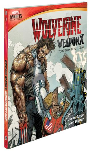 Wolverine Weapon X: Tomorrow Dies Today DVD