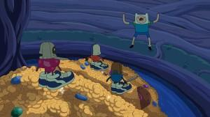 Adventure Time Furniture and Meat
