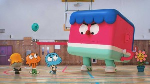 Amazing World of Gumball Coach