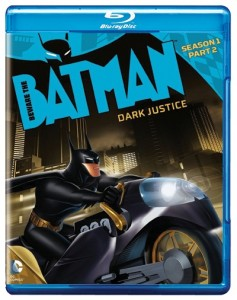 Beware the Batman Dark Justice Blu-ray