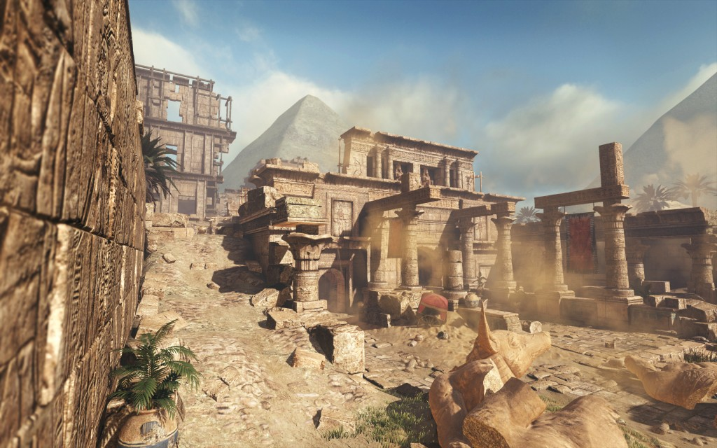 Pharoah Call of Duty: Ghosts