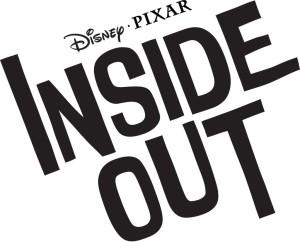 Disney Pixar Inside Out Logo