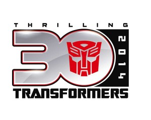 Transformers 30th Anniversary Logo
