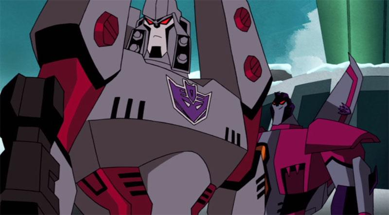 Review Quot Transformers Animated The Complete Series Quot Is