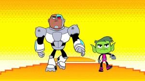 Teen Titans Go Man Person