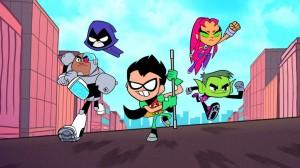 Teen Titans Go Money Grandma