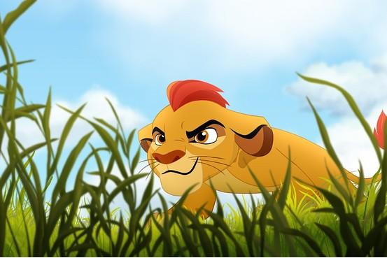 TheLionGuardKion