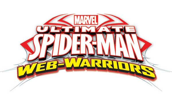 Ultimate Spider-Man Web Warriors Logo
