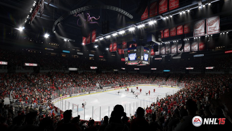 Detroit's Joe Louis Arena