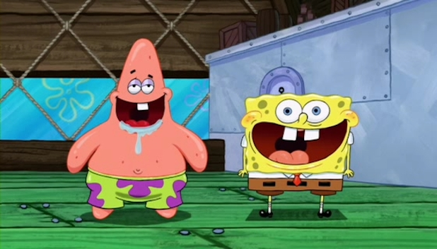 Originally Scheduled For A Mid February Release Next Year The SpongeBob SquarePants Sequel Movie 2 Is Moving Up One Week